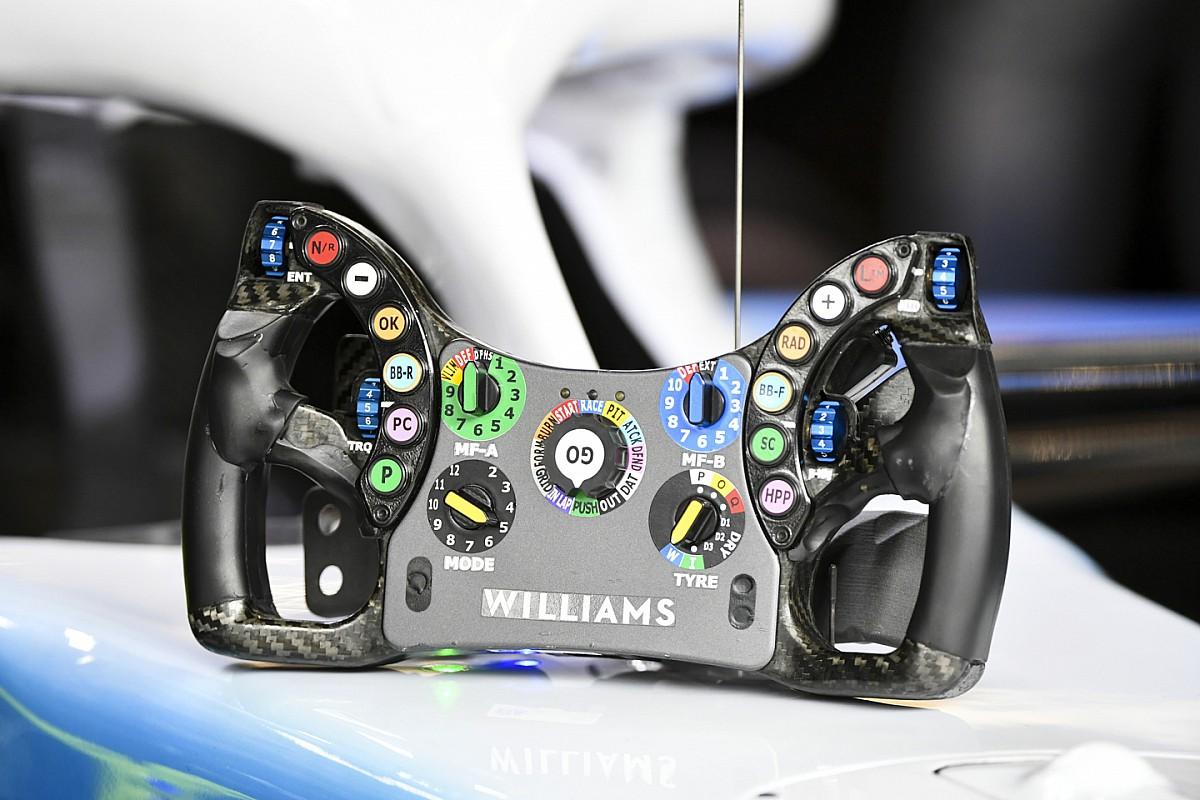 Williams uruchomił FW43