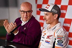 Lorenzo e Max Biaggi vão ganhar o status de 'lendas' da MotoGP