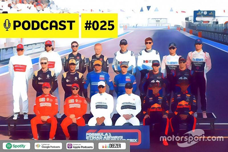 Podcast #025 – F1, MotoGP, Indy, Stock Car e NASCAR: O que esperar do esporte a motor em 2020