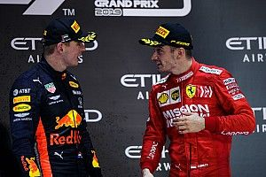Verstappen rules out partnering Leclerc at Ferrari