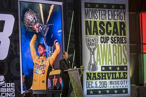 NASCAR cancels 2020 Champion's Week due to COVID-19