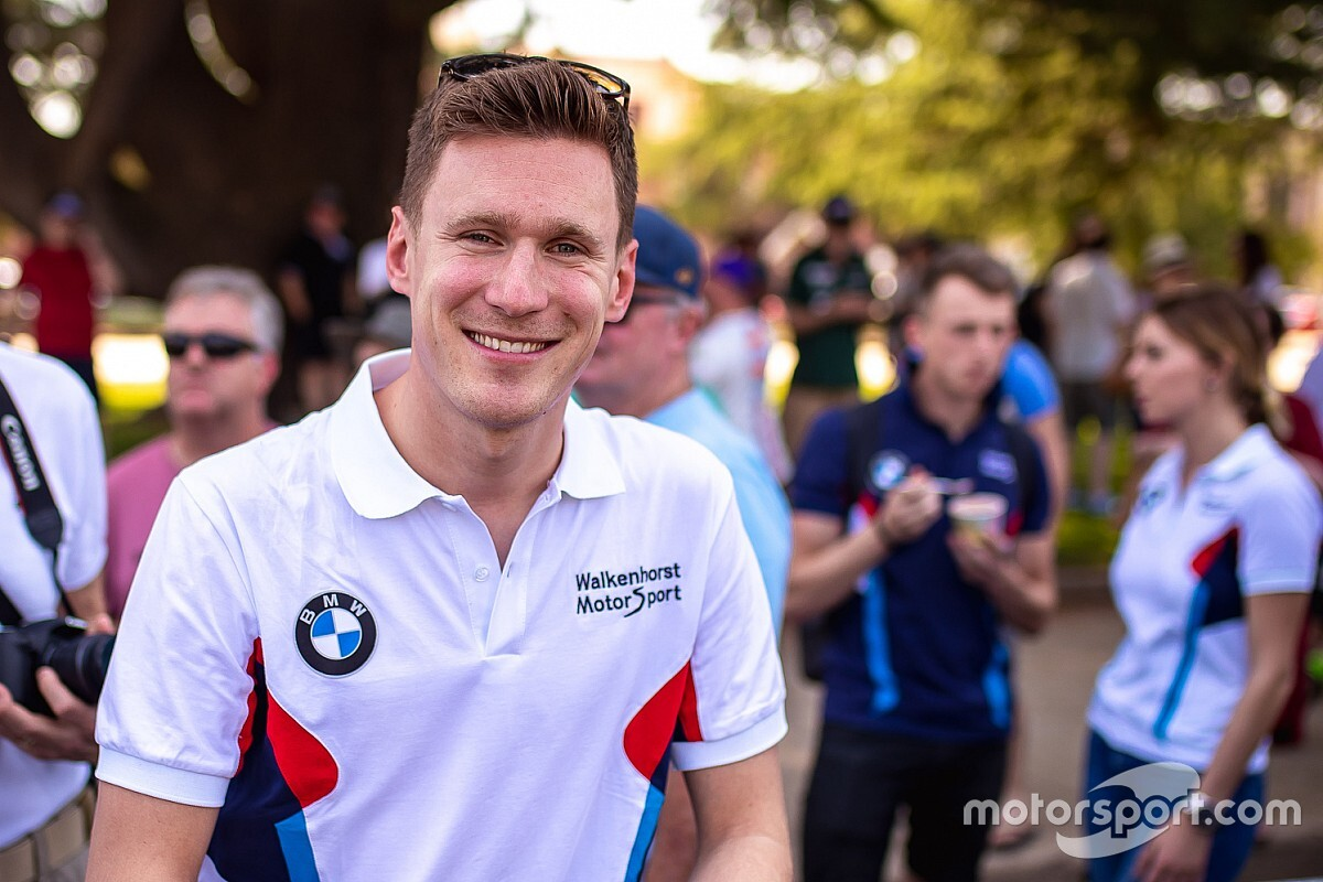 Kolejne podium dla BMW