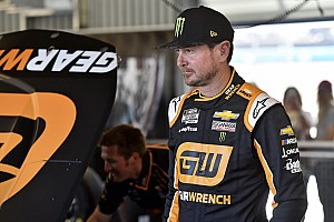 Kurt Busch tops Jimmie Johnson for Coke 600 pole