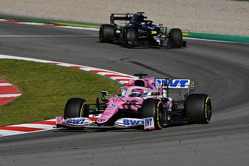 Renault still has questions over Racing Point's 'Pink Mercedes'