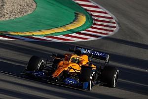 További fejlesztéseket rak fel a McLaren a második teszthétre
