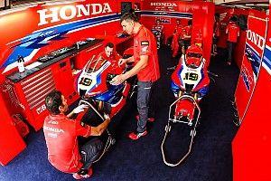 """Honda: """"Lo stop non aiuta nello sviluppo della moto"""""""