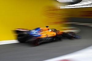 McLaren ne vise pas la victoire avant 2023