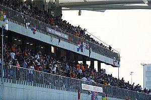 F1 wil in herfst races met beperkt aantal fans organiseren
