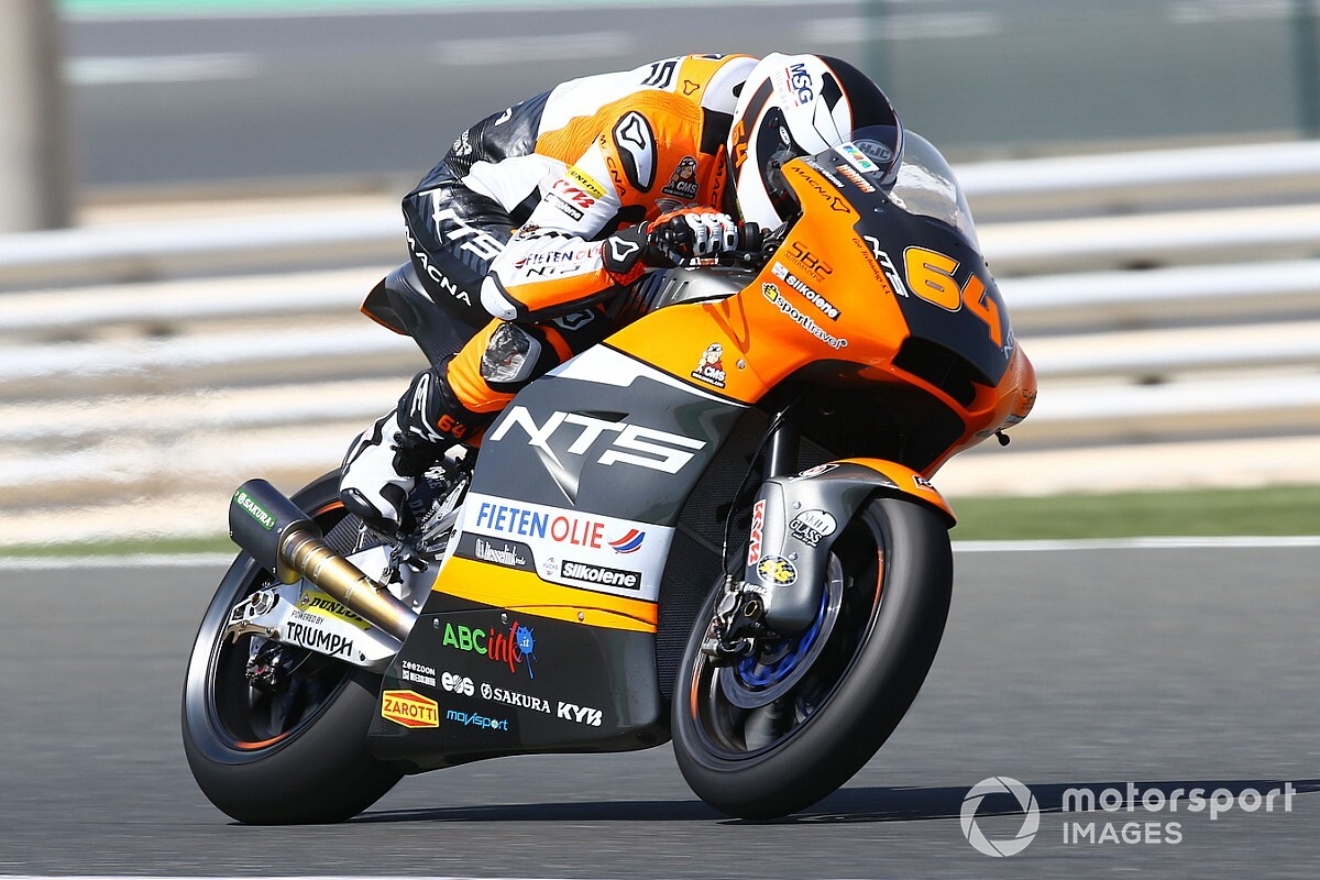 Insta-interview Bendsneyder: Van pizzabezorger tot oogsten in Moto2