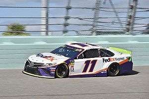"Hamlin: ""I don't think I could have done a better job"""