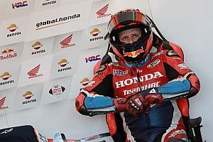 Bradl correrá en Brno con el equipo de trabajo de Márquez