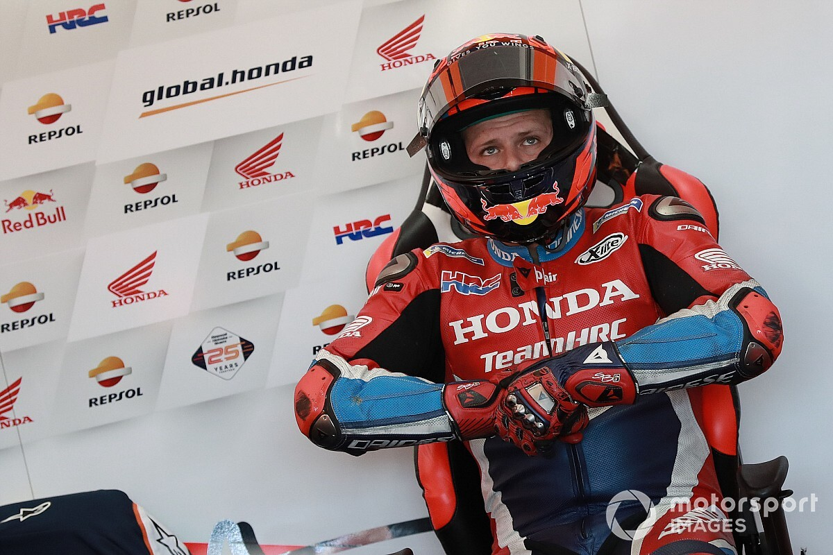 Bradl correrà a Brno con la squadra di Marc Marquez