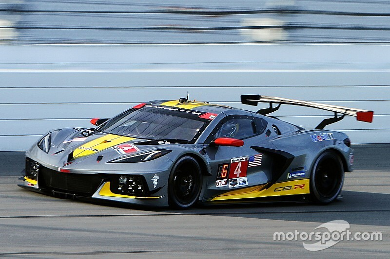Milner buoyed by Corvette's Roar qualifying form