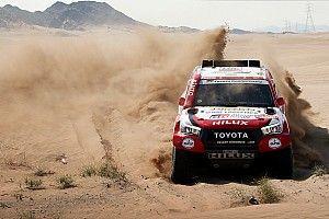 """Ten Brinke weet na eerste etappe: """"Dit wordt een echte Dakar"""""""
