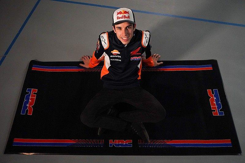 Alex Márquez estará en el test de probadores en Malasia