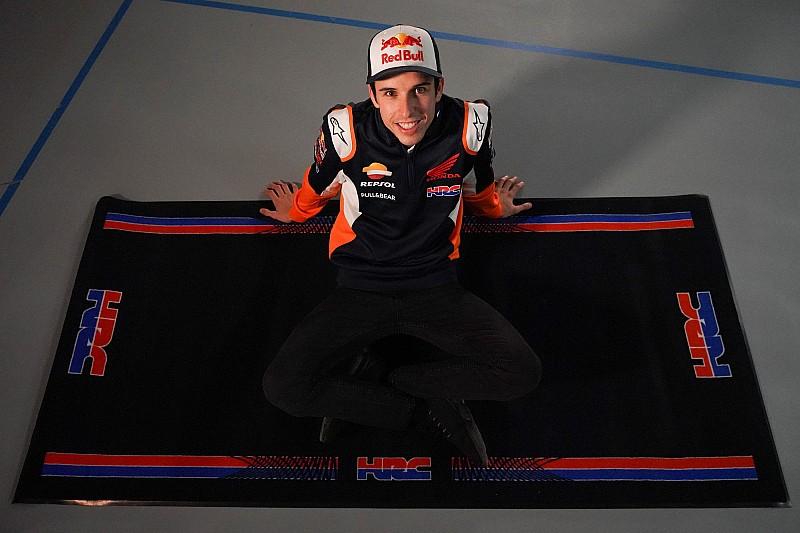 Alex Márquez estará en el test de probadores de Sepang