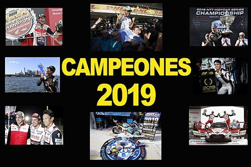 ¡Fue su año! Todos los campeones y ganadores de 2019
