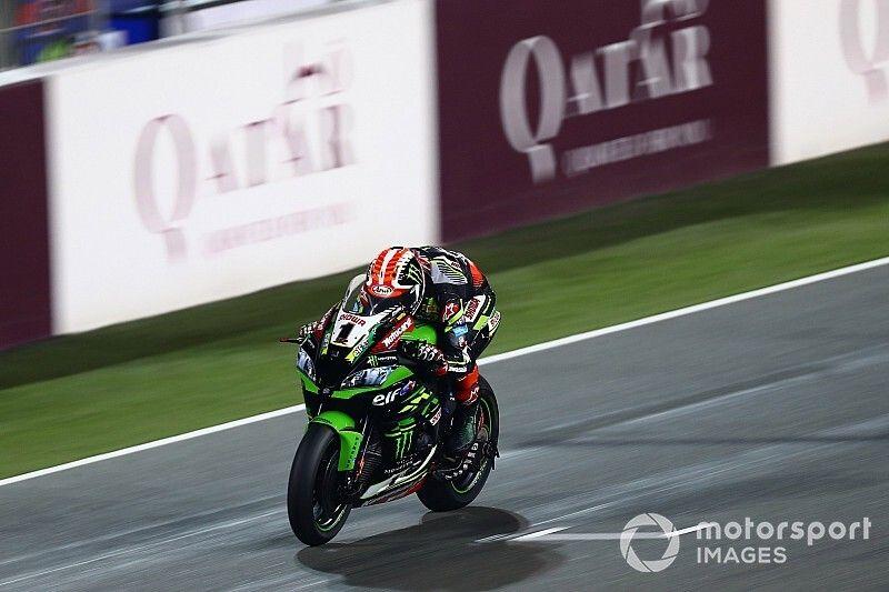 Qatar WSBK: Rea wins again in penultimate race