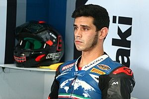 Torres drops out of MIE Honda WSBK ride