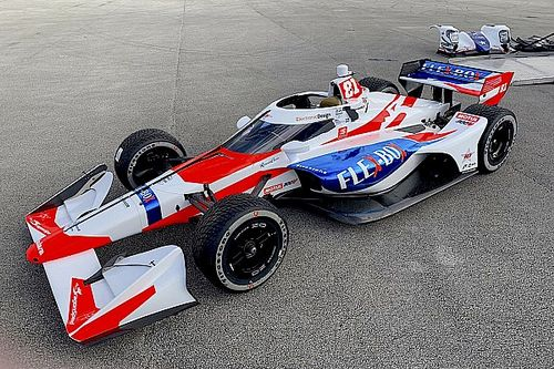 DragonSpeed svela la livrea per la gara di apertura della IndyCar