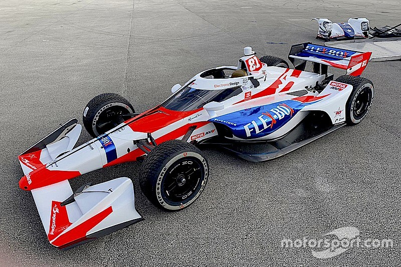 DragonSpeed reveals livery for IndyCar opener at St. Pete