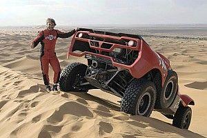 WSBK champion Checa to compete in 2022 Dakar Rally