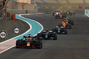 GP de Abu Dhabi F1: Timeline vuelta por vuelta