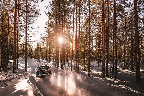One more manufacturer could sign up to WRC's new rules