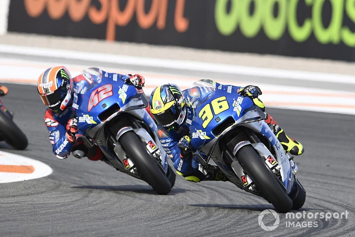 Mir pakt dominante eerste MotoGP-zege in Grand Prix van Europa