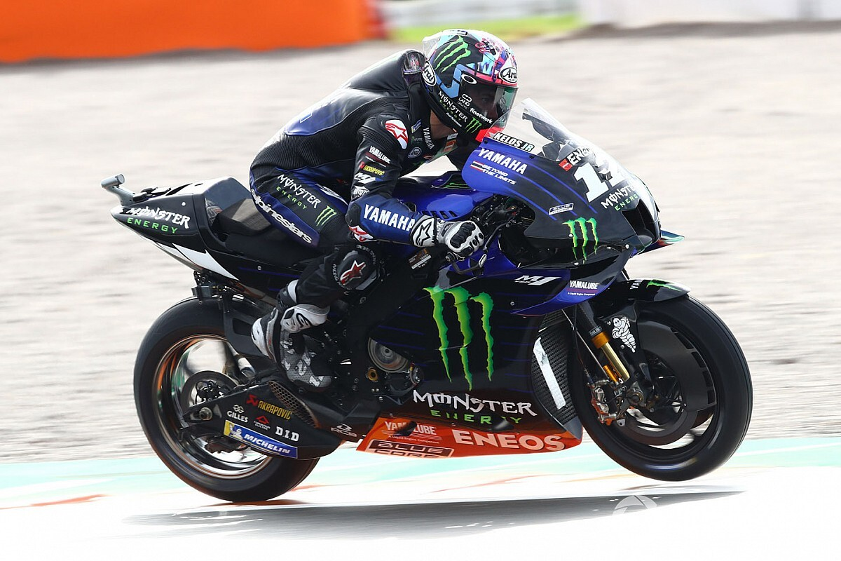 Vinales: 2020 MotoGP season a lost year for me, Yamaha