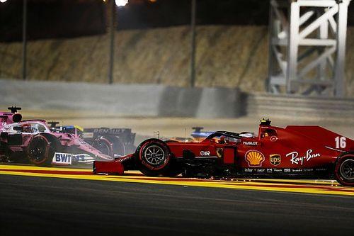 Vídeo: ¡otra salida de locura de la F1 en Bahrein!