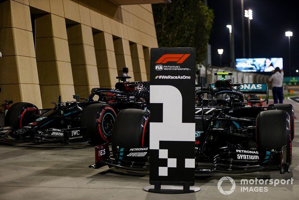 Mercedes: Bottas en Russell vrij om te racen tijdens Sakhir GP