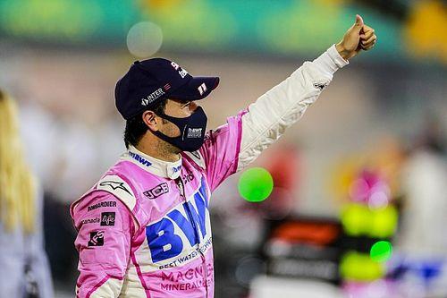 Hill chciałby zobaczyć Pereza w Ferrari
