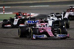 Hasil Lomba F1 GP Sakhir: Perez Manfaatkan Kesalahan Mercedes