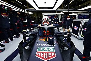 Verstappen: Hard to judge Red Bull progress after F1 shakedown run
