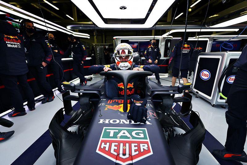 Verstappen: Hard to judge Red Bull progress after F1 shakedown run
