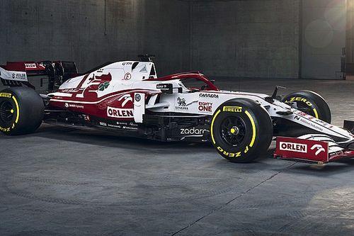 Alfa Romeo показала новый болид Формулы 1