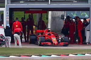 Tes Ferrari: Debut Menjanjikan Sainz di Fiorano