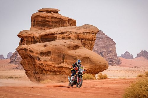 Fotogallery Dakar 2021: la decima tappa apre il gran finale