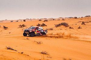 Dakar: Al-Attiyah vence e se aproxima de Peterhansel; Loeb está fora do rali