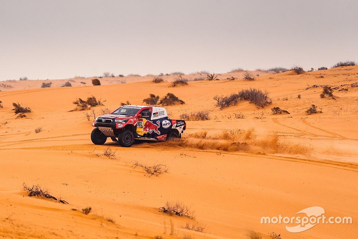 2021 Dakar Rallisi 8. etap: Al-Attiyah kazandı ve Peterhansel'le farkı azalttı