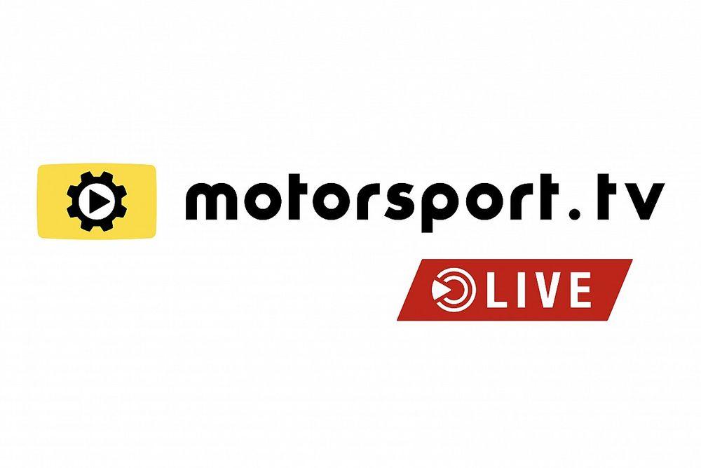 Motorsport.tv lançará primeiro canal de notícias ao vivo de automobilismo do mundo