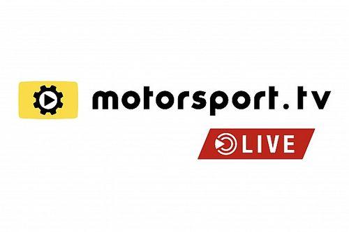 Il primo canale al mondo di notizie live per il motorsport è pronto per il lancio