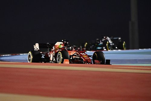 "Leclerc ""didn't expect to be as competitive"" in Bahrain F1 practice"