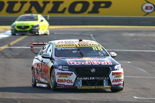 Sandown Supercars: Whincup fastest in first practice