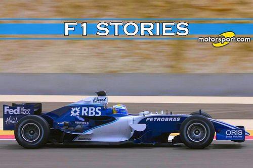 F1 Stories: Bahrain 2006, il biglietto da visita di Nico Rosberg