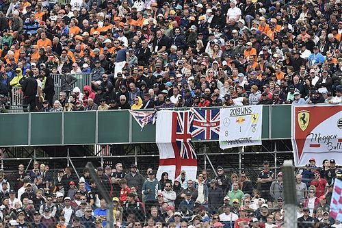 Silverstone to give away F1 and MotoGP tickets to key workers