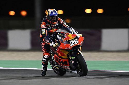 Hasil FP2 Moto2 Doha: Gebrakan Raul Fernandez