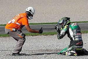 Crutchlow: Daughter's reaction proved I'm right to stop racing