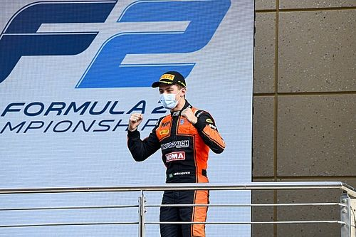 Drugovich moves to Virtuosi for second F2 season
